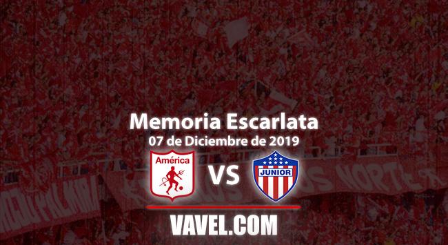 Memoria 'escarlata': la consagración del América en la liga luego de 11 años