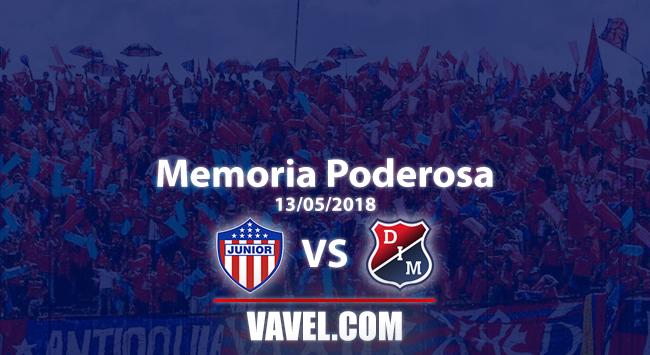 Memoria poderosa: la última victoria del DIM en Barranquilla ante Junior