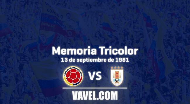 Memoria tricolor: el juego donde Colombia le dijo adiós a España 82'