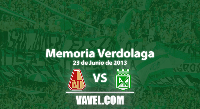 Memoria verdolaga: triunfo verde sobre el Tolima en un cuadrangular apretado