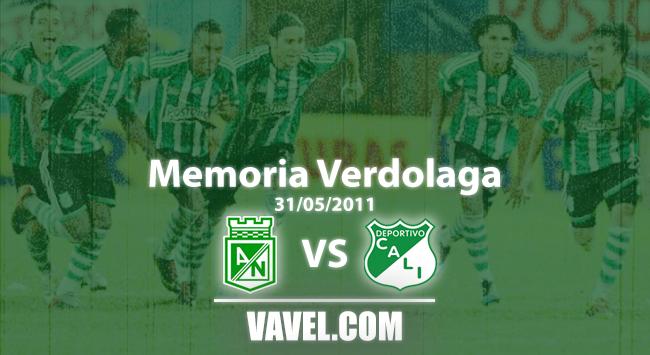 Memoria 'verdolaga': el día que Nacional fue local en Cúcuta contra Deportivo Cali
