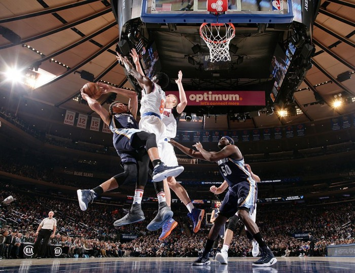 NBA - Vittorie casalinghe per Knicks e Cavaliers, cadono Memphis e Orlando