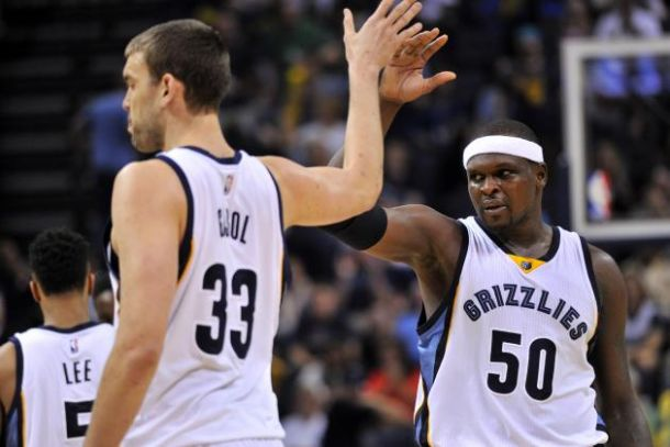 Memphis Grizzlies Out-Muscle Portland Trail Blazers In Game 5 Win And Advance To Next Round