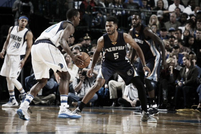 Memphis fue la pesadilla de Dallas Mavericks