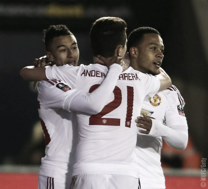 Memphis: Sometimes I don't get support at United