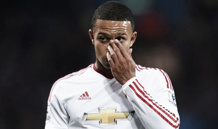 Memphis admits he hasn't lived up to expectations at Manchester United