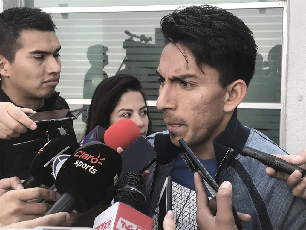 """Ángel Mena: """"Veo muy fuerte al equipo"""""""
