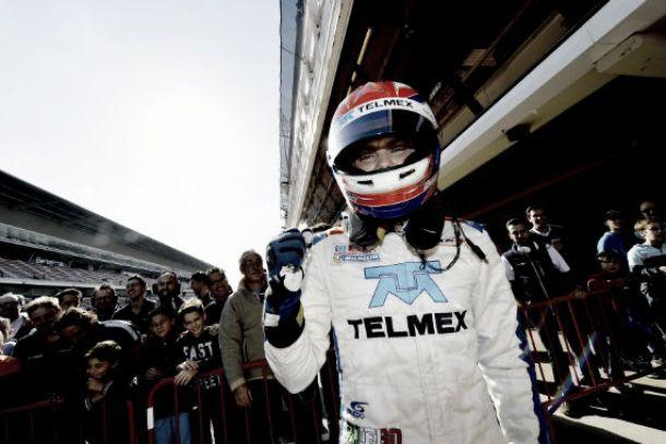Diego Menchaca termina el año en el podio
