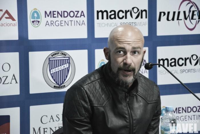 "Méndez: ""Queremos ser protagonistas"""