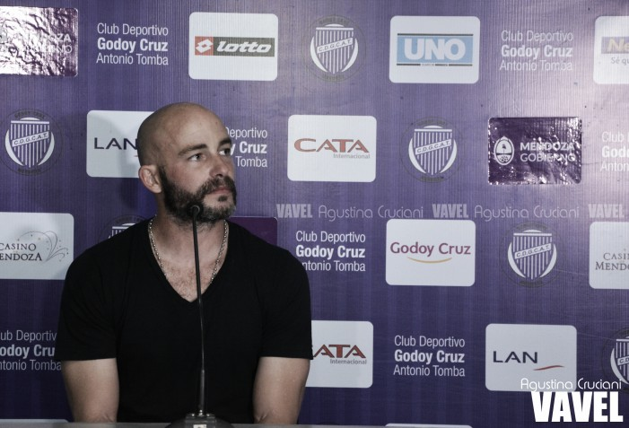 """Méndez: """"Creo en esta comunión que se formó entre los jugadores y la gente"""""""