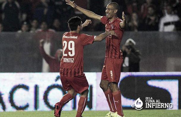 """Independiente - Racing: Puntuaciones del """"Rojo"""""""