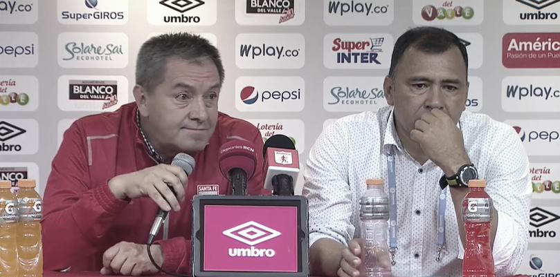 """Eduardo Méndez: """"Recibamos esto con orgullo, con dignidad, tenemos un equipo valiente"""""""
