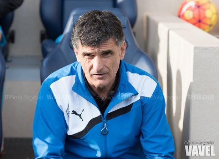 """Mendilibar: """"Estamos preparados para jugar y ganar el partido"""""""