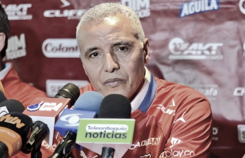 """Alexis Mendoza: """"Medellín va por el camino correcto"""""""