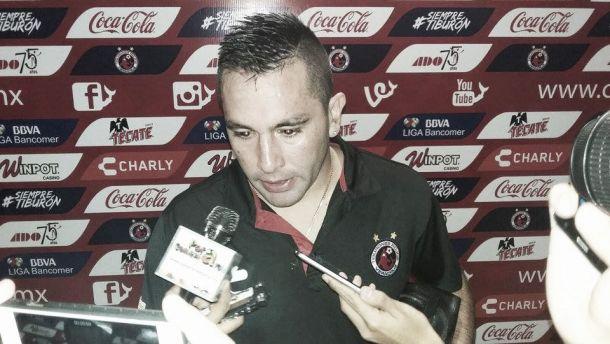 """Fernando Meneses: """"Hay que dar vuelta a la página, pensar ahora en Dorados"""""""