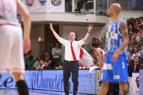 Finali Scudetto: la (finta) 3-2 di Reggio Emilia per limitare Sassari