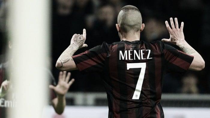 """Menez: """"Mesi difficili per me, bello tornare al gol. La squadra può fare tante belle cose"""""""