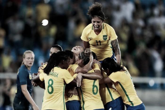 Olimpíada da superação, da esperança e das mulheres