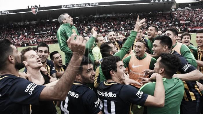 Hernán Menosse y Federico Carrizo sobre el partido ante Newell's