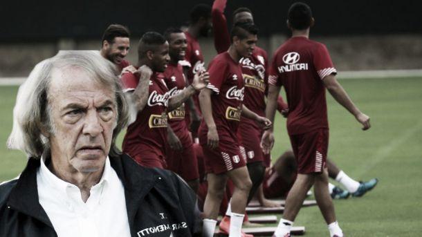 """Menotti: """"No se puede soñar con un jugador de 40 años que alguna vez jugó bien"""""""