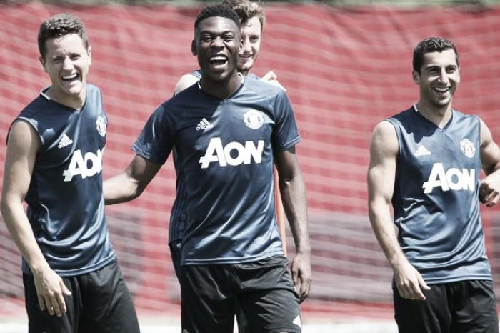 Fosu-Mensah reveals goals for new season