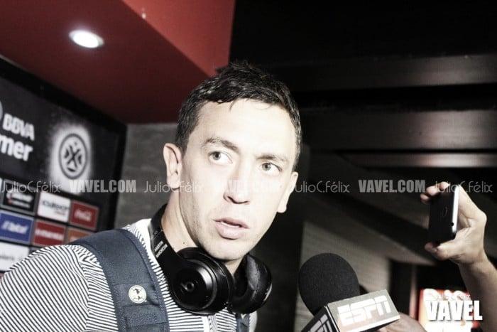 Agustín Marchesín, contento por el buen paso del equipo