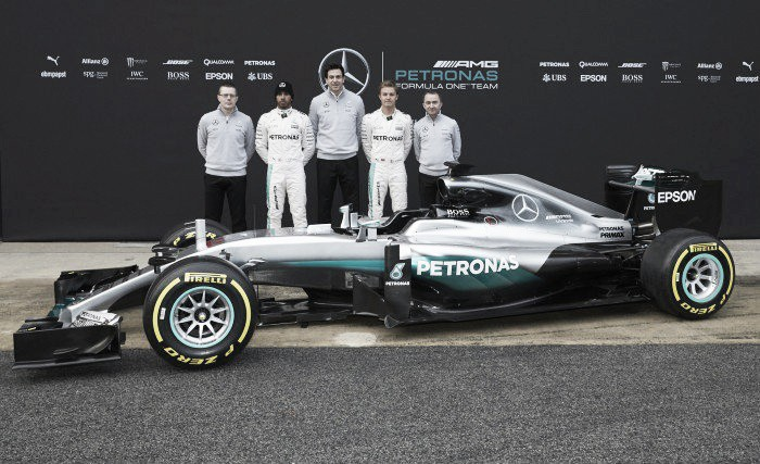2016 mid-season review: Mercedes AMG F1
