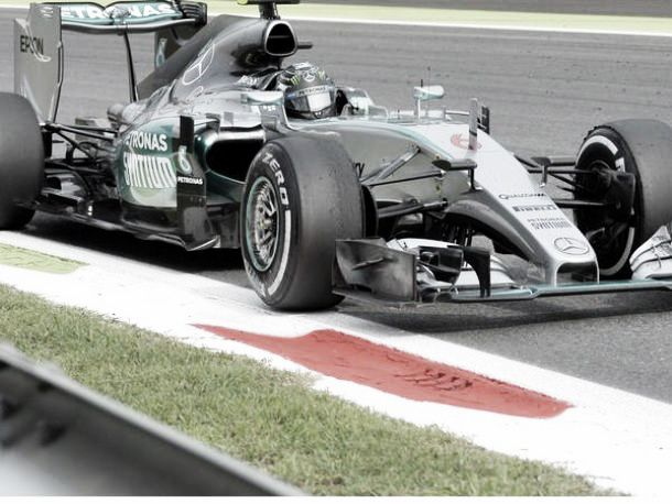 Italian Grand Prix: Practice 1 and 2 report - Hamilton and Mercedes set the pace
