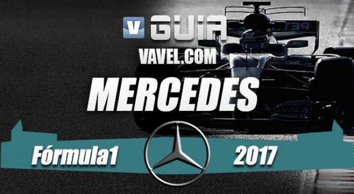 GUÍA VAVEL F1 2017: Mercedes, ¿vuelta al dominio?