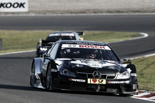 Mercedes anuncia la alineación de pilotos para 2015 en el DTM