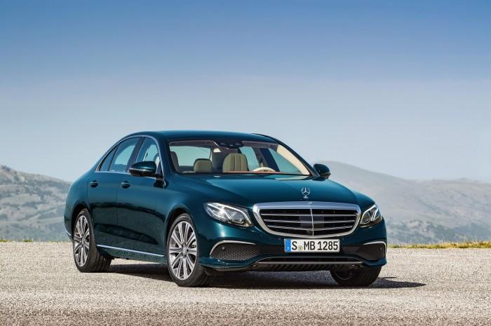 Nuevo Mercedes-Benz Clase E: la décima sinfonía
