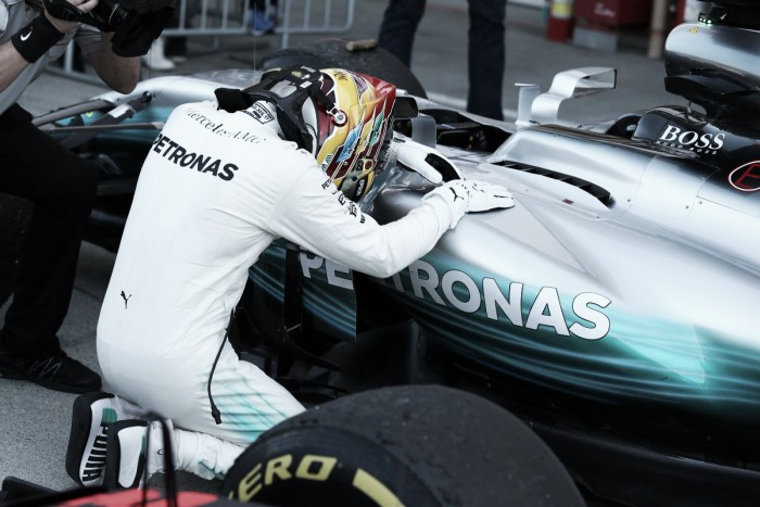 Previa de Mercedes en el GP de Abu Dabi: Llega el final de otro año demolador