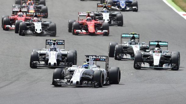 Gp di Ungheria, la Rossa nella morsa di Mercedes e Williams