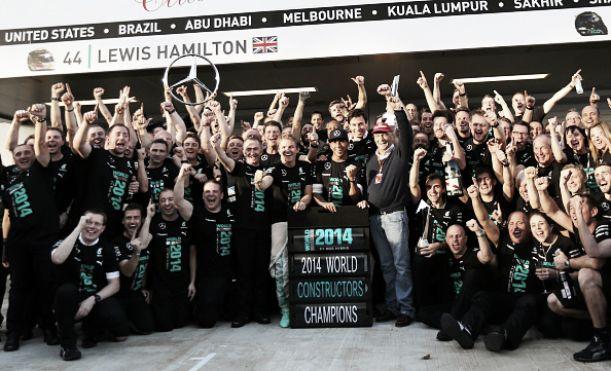 La Firma de F1 VAVEL: Mercedes, campeón sin emoción en Rusia