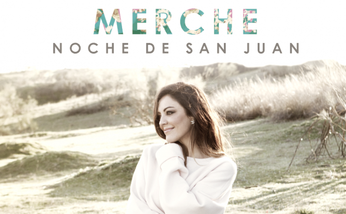 """Merche #1 en iTunes con su vídeo """"Noche de San Juan"""""""