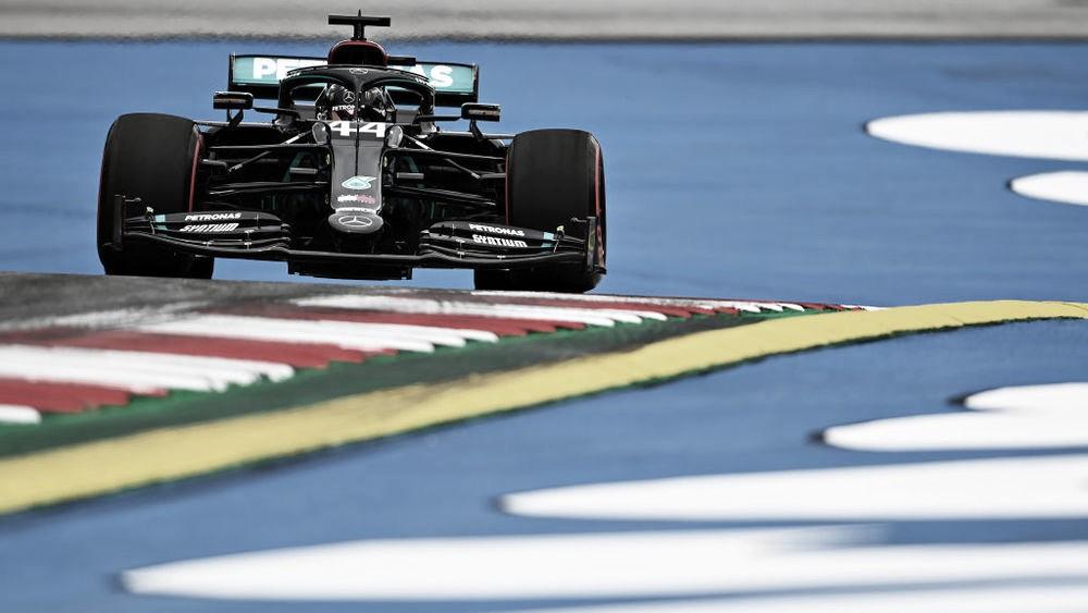 Gran Premio de Austria: Libres 1