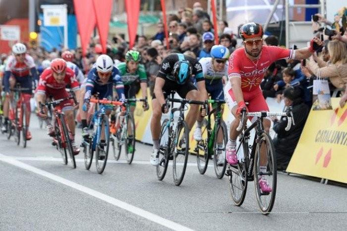 Volta a Catalunya 2016, 2° tappa: Bouhanni prepara la doppietta, ma il finale non è scontato