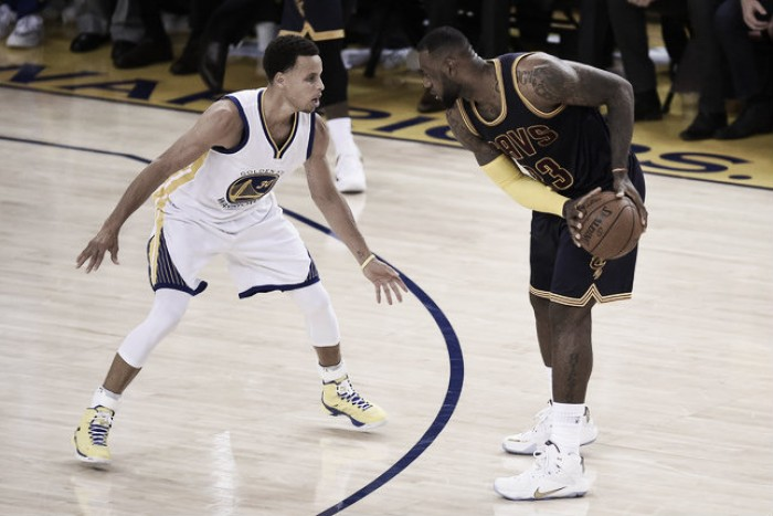 Cleveland Cavaliers - Golden State Warriors: ¿Revancha o bicampeonato?