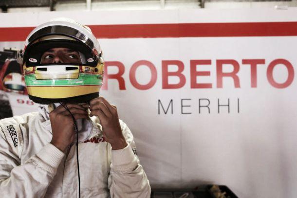 """Roberto Merhi : """"Ha sido nuestra mejor clasificación"""""""