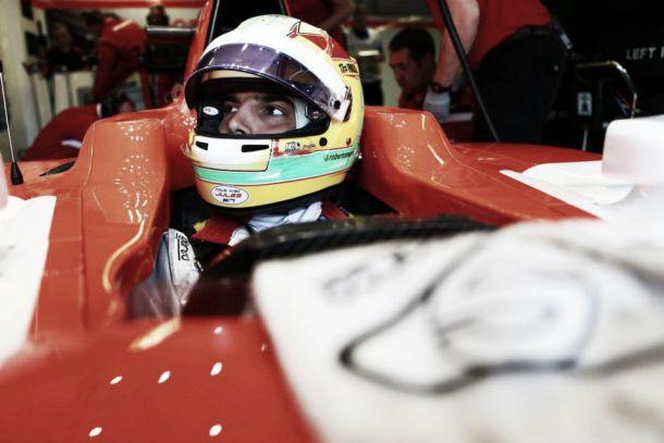 """Roberto Merhi: """"Ha sido un viernes muy positivo, el mejor de todo el año"""""""