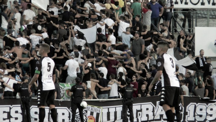 Los emeritenses visitan al Betis Deportivo