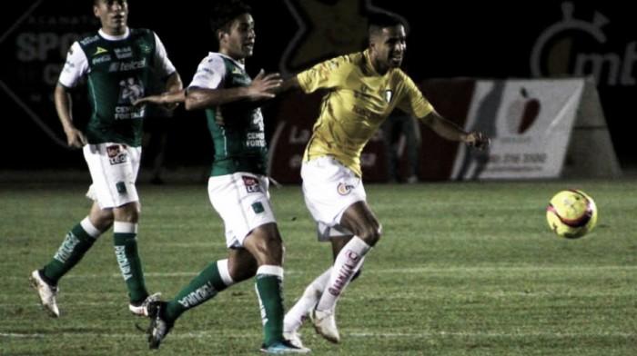 Sufre León para empatarle a Mérida