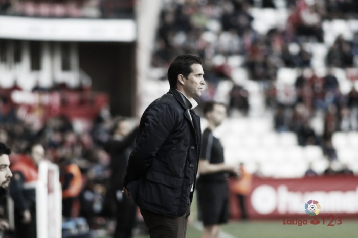 """Juan Merino: """"Tendremos que rendir al máximo si queremos llevarnos la victoria."""""""