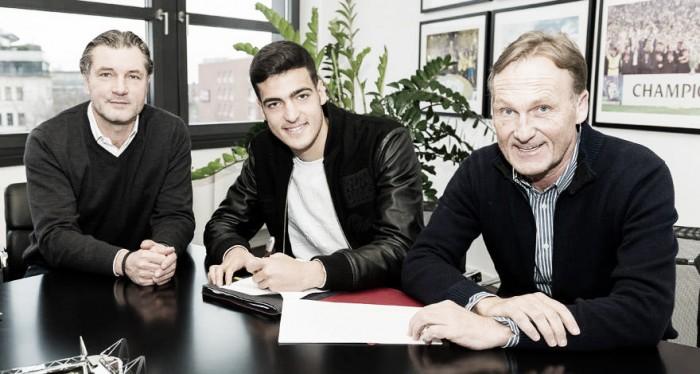 BVB verpflichtet Talent Merino