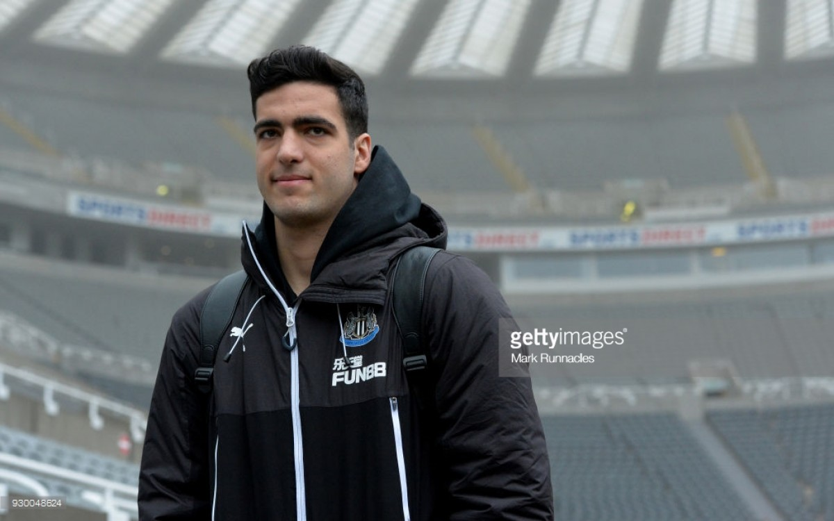 Mikel Merino linked with move away from Newcastle United