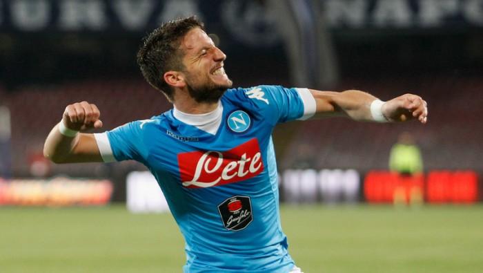 """Napoli, Mertens: """"Scudetto? Calma, niente pressione, ma siamo forti e con tanto entusiasmo"""""""