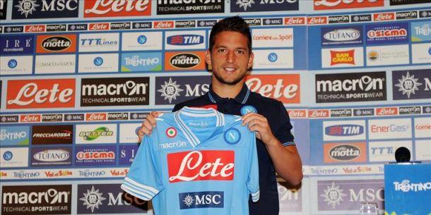 Dries Mertens, il fuoriclasse che ha conquistato Napoli