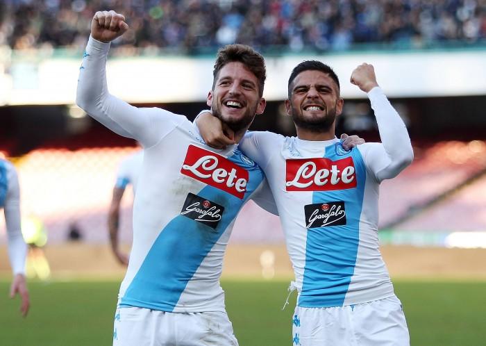 Napoli, attacco da record