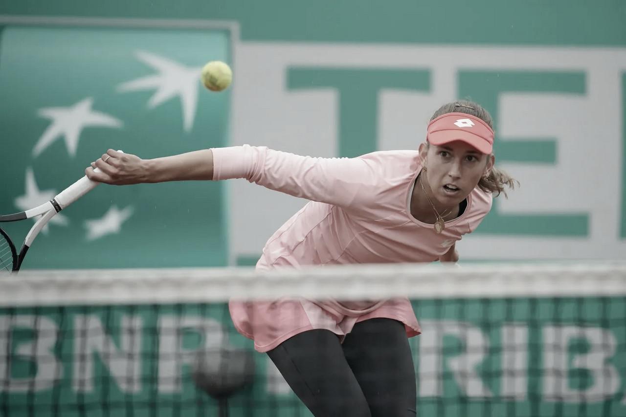 Mertens interrompe sequência de Kudermetova e vai à decisão em Istambul