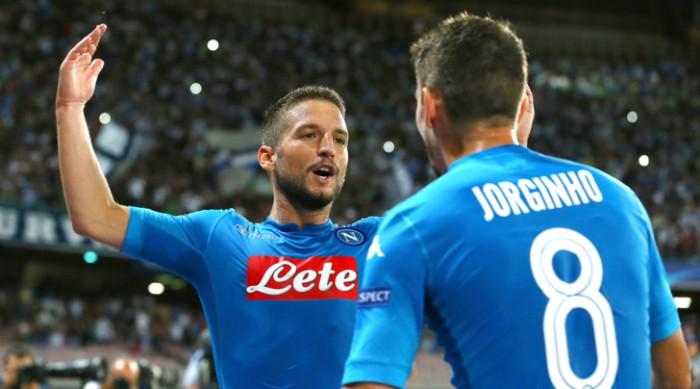Champions, Napoli: problemi per Mertens, farà provino a Nizza